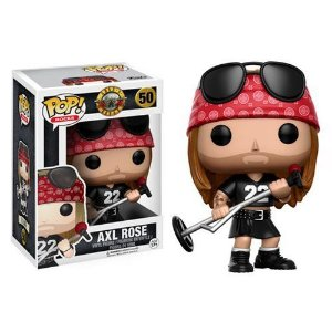 FUNKO POP! ROCKS GUNS N ROSES AXL ROSE #50