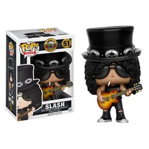 FUNKO POP! ROCKS GUNS N ROSES SLASH #51