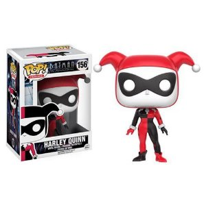 Funko Pop! Batman Animated Series Harley Quinn 156 Arlequina