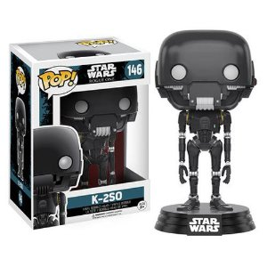 Star Wars Rogue One K-2so Funko Pop! Vinyl Bobble Head #146