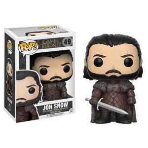 Game Of Thrones Jon Snow Funko Pop! Vinyl Figure #49