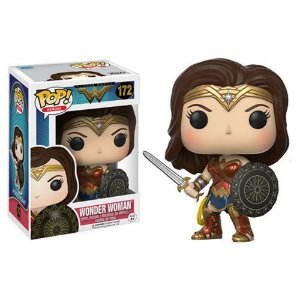 Wonder Woman Movie Funko Funko Pop! Mulher Maravilha #172