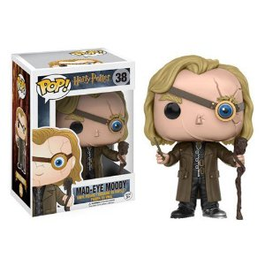 Harry Potter Olho Tonto Moody Funko Pop! Vinyl #38 Original