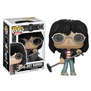 Joey Ramone Funko Pop! Rocks Vinyl Figure #55 Original