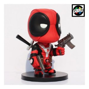DEADPOOL Q-VERSION 14CM