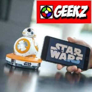 DROID BB-8 STAR WARS VII THE FORCE AWAKENS  BY SPHERO