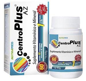 Centroplus A-Z - 60 comprimidos