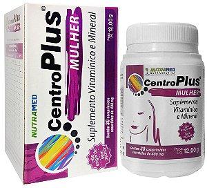 Centroplus Mulher - 30 comprimidos