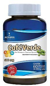 Café Verde + Vitaminas A, B6, C, E e Cromo - 60 cápsulas