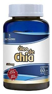 Óleo de Chia - 60 cápsulas