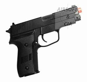 PISTOLA AIRSOFT SPRING VIGOR P226 6mm
