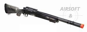 CARABINA AIRSOFT CROSMAN SNIPER GF529 6MM