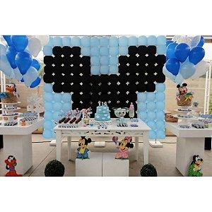 Kit De 4 Telas Dobráveis Para Painel De Balões