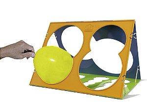 Gabarito medidor de balões