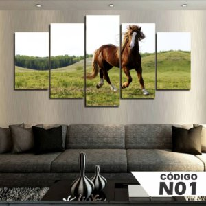 Quadro Cavalo Campo