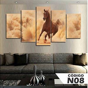 Quadro Cavalo Poeira