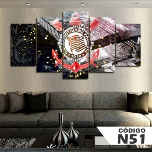Quadros Decorativo Corinthians