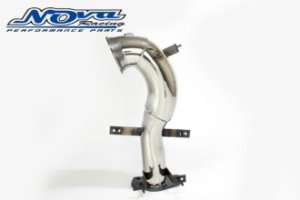 DOWNPIPE FIAT ABARTH 500 2012 / 2017 - INOX 304