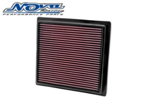 FILTRO K&N INBOX - JEEP GRAND CHEROKEE | DODGE DURANGO - (COD. 33-2457)