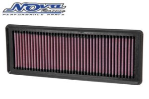 FILTRO K&N INBOX - FIAT 500 16V TURBO ABARTH - (COD. 33-2487)