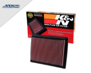 FILTRO INBOX K&N - KIA SPORTAGE 05-10 | HYUNDAI TUCSON  - (COD. 33-2201)