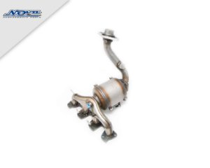 COLETOR C/ CATALISADOR FIESTA HATCH/SEDAN FLEX 1.0 2008>