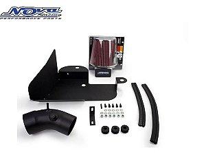 INTAKE GOLF GTI | JETTA GLI | AUDI A3 TT 2.0 | FILTRO K&N VERMELHO