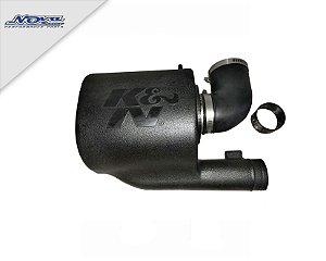 FILTRO K&N INTAKE - A1 / A3 E GOLF 14> | Q3 16> / JETTA E TIGUAN 17> | T-CROSS 19> MOTOR 1.4 TSI/TFSI