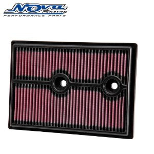 FILTRO K&N INBOX | VW GOLF JETTA TIGUAN POLO VIRTUS TCROSS AUDI A3 Q3 33-3004