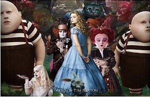 Alice no País das Maravilhas 01