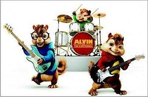 Alvin e os Esquilos 01