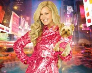 As Aventuras de Sharpay 01