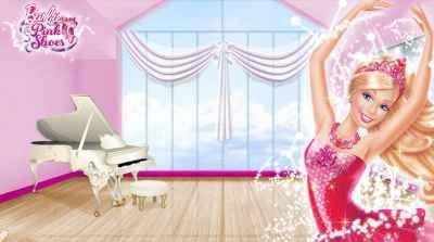 Barbie Sapatilhas Magicas 01