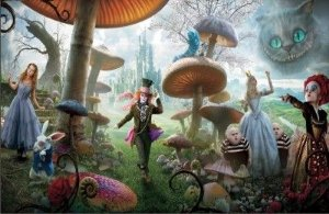 Alice no País das Maravilhas 07