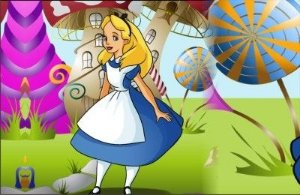 Alice no País das Maravilhas 14