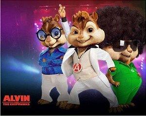 Alvin e os Esquilos 03
