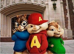 Alvin e os Esquilos 04
