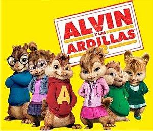 Alvin e os Esquilos 09