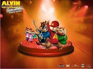 Alvin e os Esquilos 10
