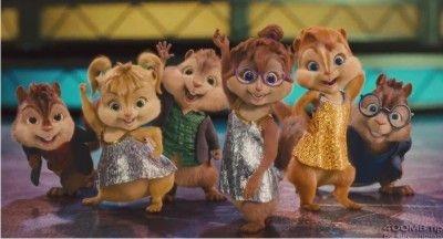 Alvin e os Esquilos 11