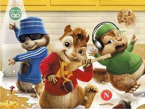 Alvin e os Esquilos 13