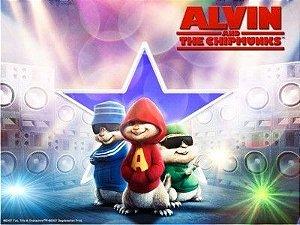 Alvin e os Esquilos 14