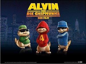 Alvin e os Esquilos 16