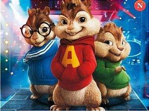 Alvin e os Esquilos 17