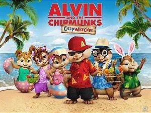 Alvin e os Esquilos 20