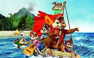 Alvin e os Esquilos 22