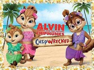 Alvin e os Esquilos 23