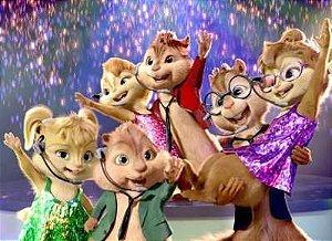 Alvin e os Esquilos 24