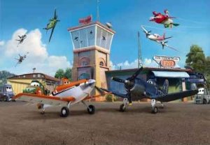 Aviões Disney 17