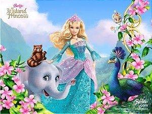Barbie Princesa da Ilha 03